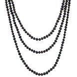 Cultured Freshwater Pearl Endless Necklace - 80 in.