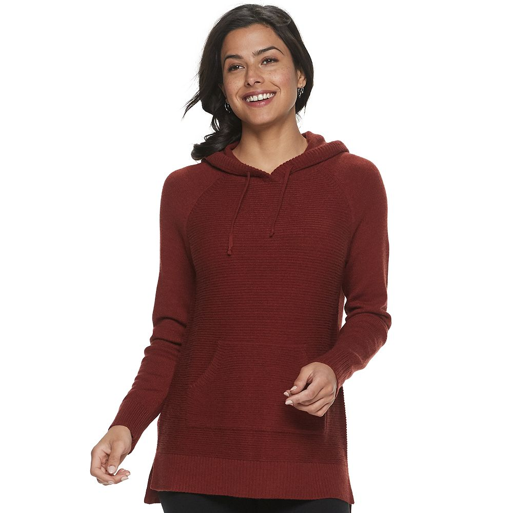 Women's SONOMA Goods for Life® Textured Hoodie