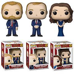 Funko POP! Royals: Royal Family Series 1 Collectors Set