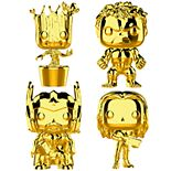 Funko POP! Marvel Studios 10 Gold Chrome Collectors Set 3