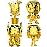 Funko POP! Marvel Studios 10 Gold Chrome Collectors Set 3