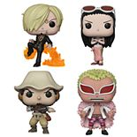 Funko POP! Animation One Piece Collectors Set Series 3