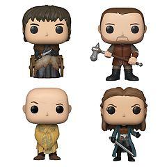Funko POP! TV Game of Thrones Season 9 Collectors Set