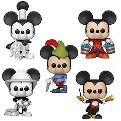 4be9eec6db2 Funko POP! Disney s Mickey Mouse Mickey s 90th Anniversary Collectors Set