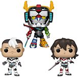 Funko POP! Animation Voltron Collectors Set 1