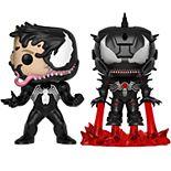 Funko POP! Marvel: Marvel Venom Collectors Set 3