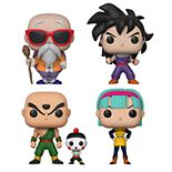Funko POP! Animation Dragon Ball Z Series 4 Collectors Set