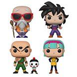 Funko POP! Animation Dragon Ball Z Series 4 Collectors Set