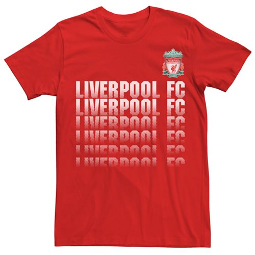 Men's Liverpool Football Club Liverpool FC Tee