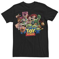 4e1aa465 Men's Disney / Pixar Toy Story Running Group Tee