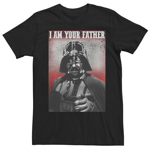 Men's Star Wars I Am Your Father Tee