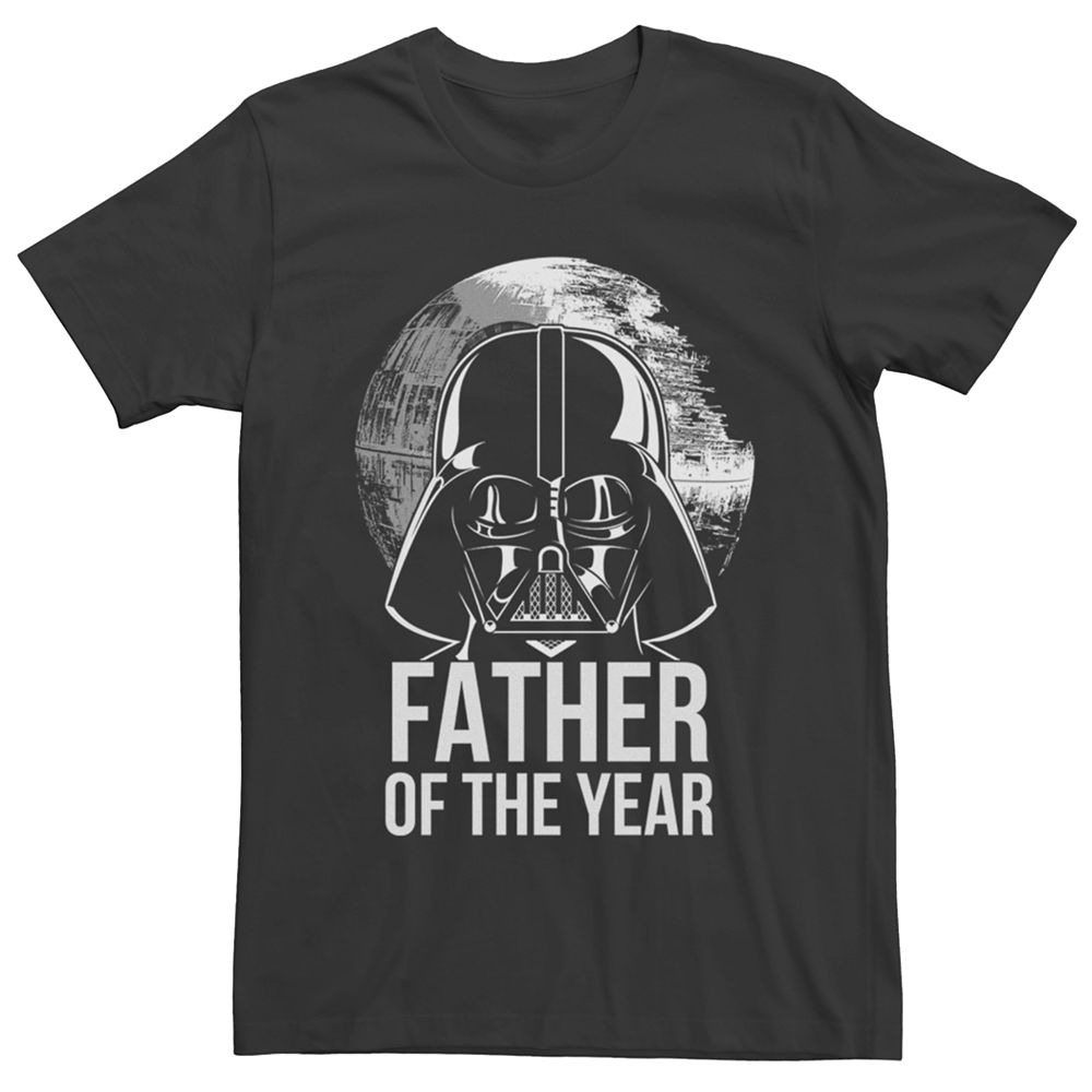 Men's Star Wars Darth Vader Father Of The Year Tee