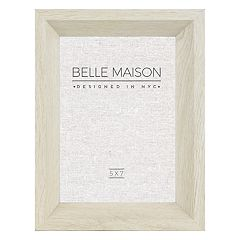 Belle Maison Recessed Rustic Casual Frame