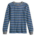 Boys 8-20 Urban Pipeline? Thin Striped Thermal Top