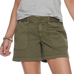 a3c4d33ab0f326 Women's SONOMA Goods for Life™ Twill Shorts