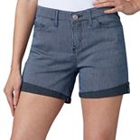 Women's Lee Flex Motion Jean Shorts
