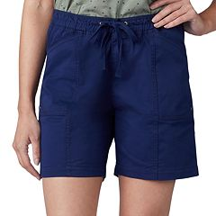 Women's Lee Flex-To-Go Pull-On Drawstring Twill Shorts