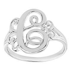 Sterling Silver Rings | Kohl's