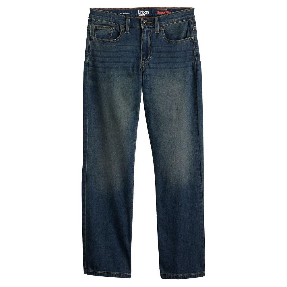 Boys 4-20 Urban Pipeline™ Maxwear Bootcut Jeans in Regular & Husky