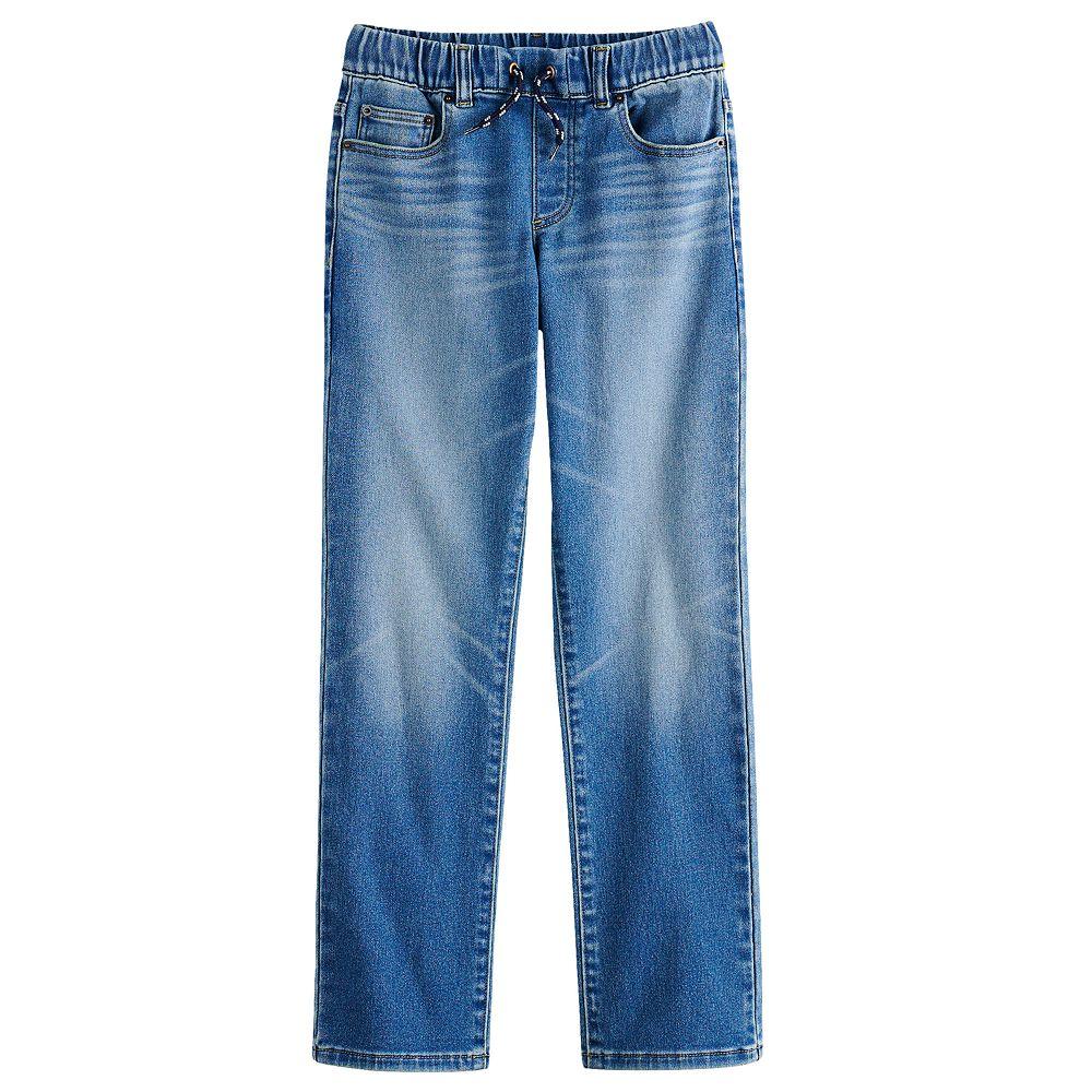 Boys 4-20 Urban Pipeline™ Slim-Fit Pull-On Jeans in Regular & Husky