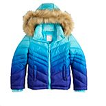 Girls 4-20 SO® Puffer Jacket