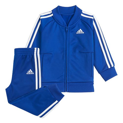 Toddler Boy adidas Tracksuit Tricot Set