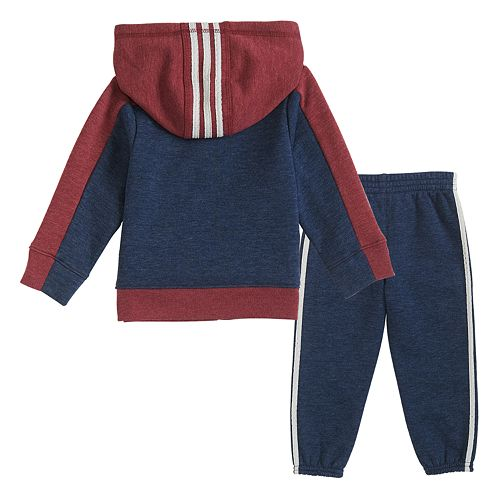 Toddler Boy adidas Fleece Set