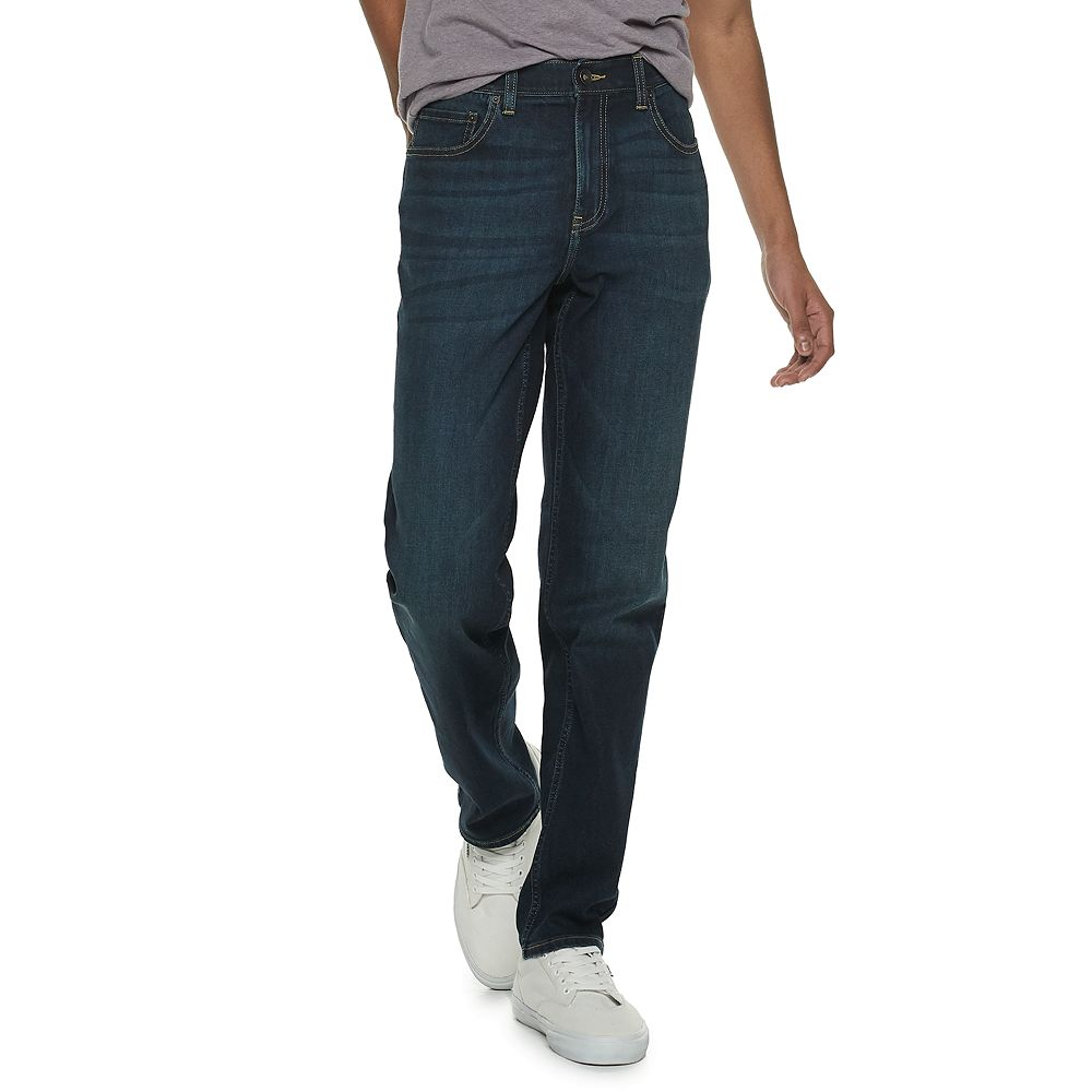 Men's Urban Pipeline™ Ultraflex Tapered-Fit Stretch Jeans