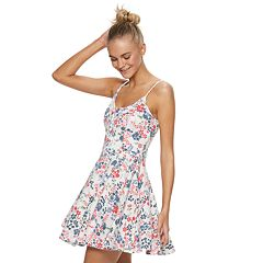 1ed8171ec61 Junior s American Rag Corset Front Dress