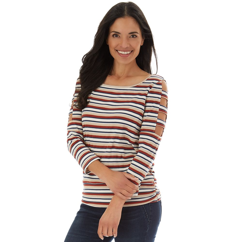 Women's Apt. 9® Textured Knit Top