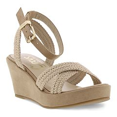 Circus by Sam Edelman Eliza Braden Girls' Wedge Sandals