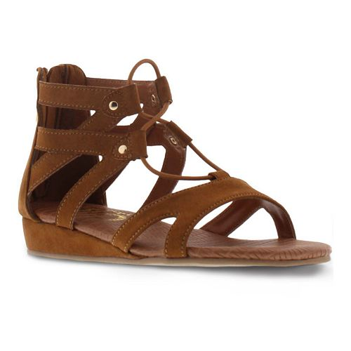 Circus Girls' By Denise Aleana Sam Gladiator Sandals Edelman SMUVpz