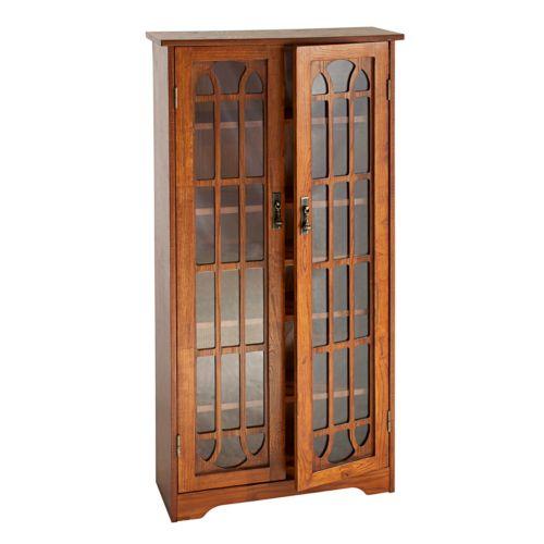 Windowpane Media Cabinet