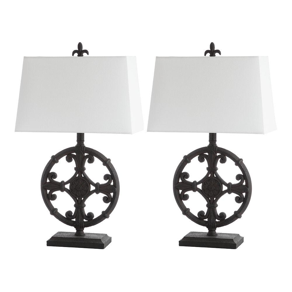Safavieh WAYLON TABLE LAMP (Set of 2)