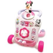 Disney's Minnie Mouse & Friends Activity Walker Toy by Kiddieland
