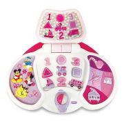 Disney's Minnie Mouse & Friends Activity Laptop Toy by Kiddieland