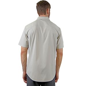Men's Mountain and Isles Sun Protection Performance Button-Down Shirt