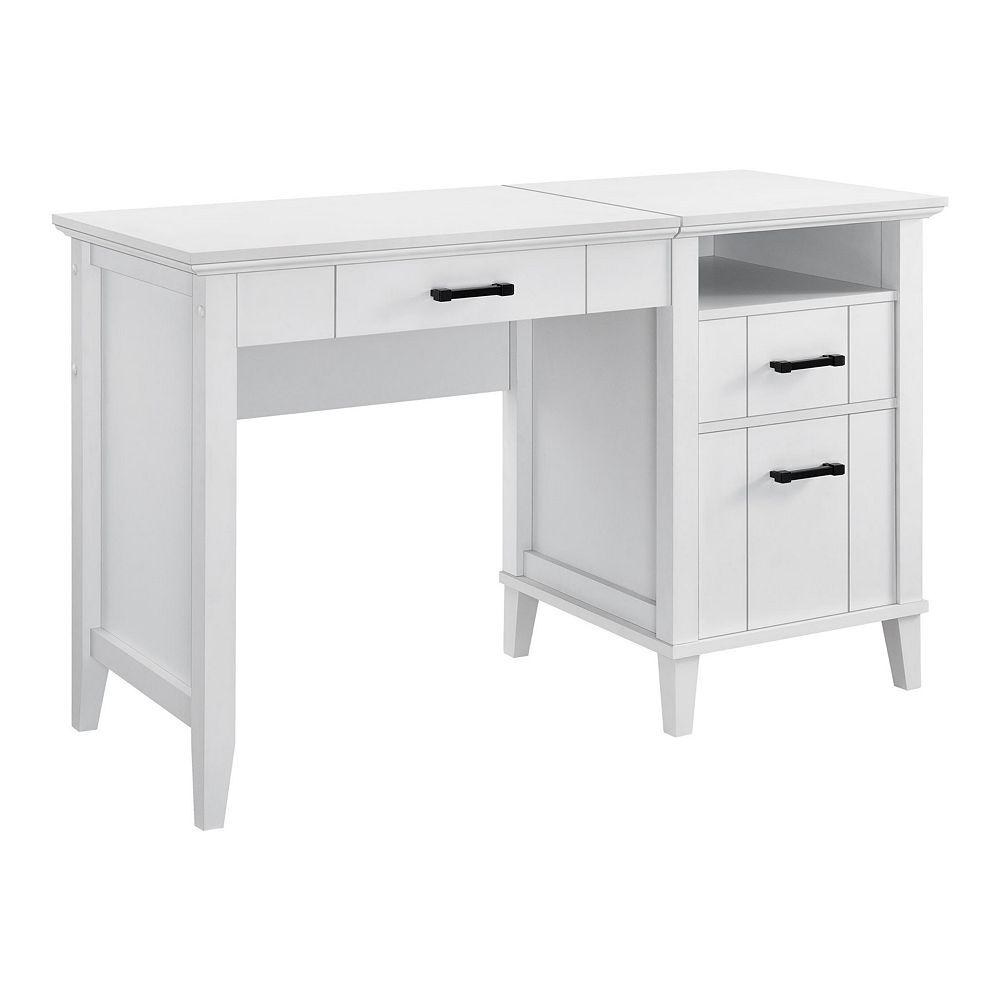 Novogratz Hazelridge Lift-Top Desk