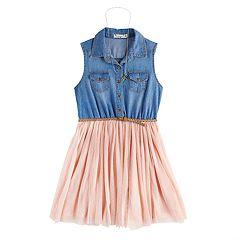 870fb2569c Girls Pink Dresses | Kohl's