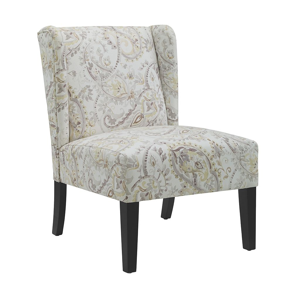 Linon Grace Wing Back Chair