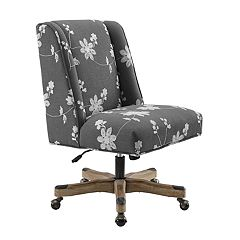 Draper Embroidered Office Chair