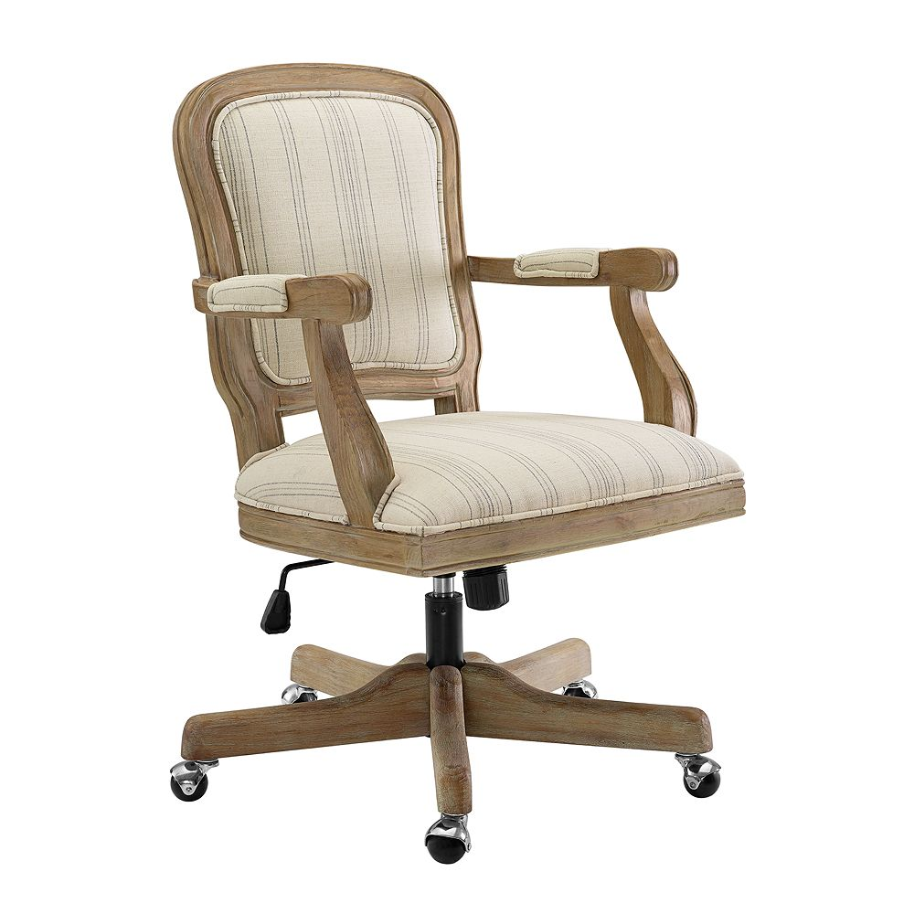 Maybell Stripes Office Chair