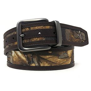 Men's Realtree Camo Reversible Belt