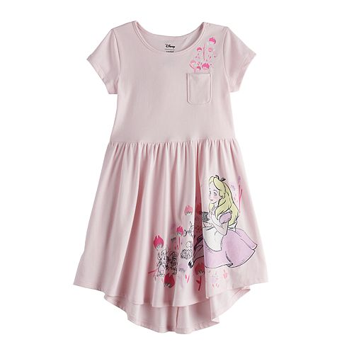 Disney's Alice In Wonderland Girls 4-12 Skater Dress by Jumping Beans®