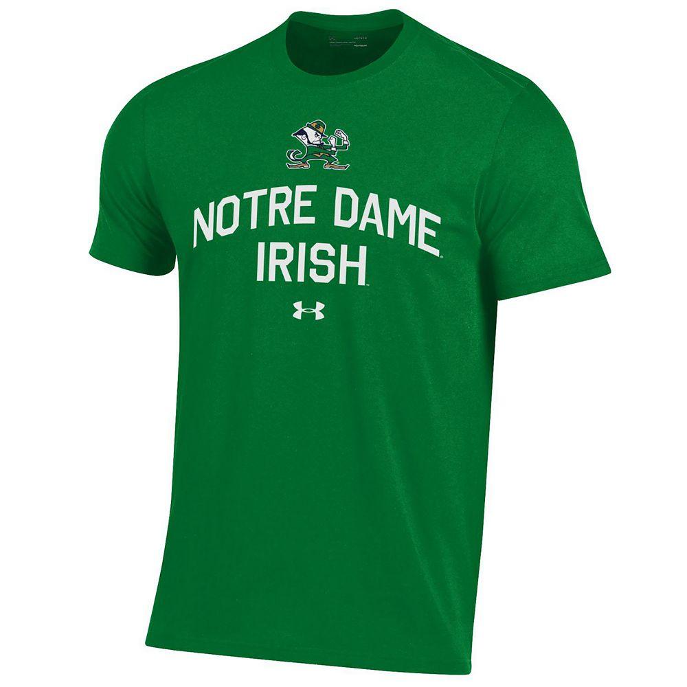 Men's Under Armour Notre Dame Fighting Irish Performance Tee