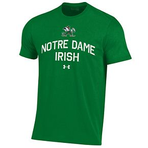 Men's Under Armour Notre Dame Fighting Irish Performance Tee