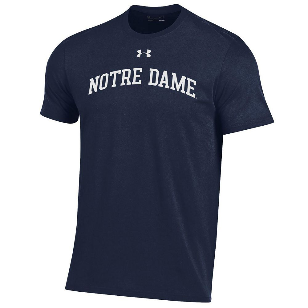 Men's Under Armour Notre Dame Fighting Irish Banner Performance Tee