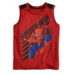 Boys 4-12 Jumping Beans® Spider-Man Graphic Tank
