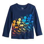 Toddler Boy Disney Long-Sleeve Mickey Graphic Tee from Jumping Beans®