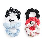 SO® Multi Scrunchie Set